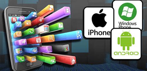 هزینه طراحی اپلیکیشن موبایل