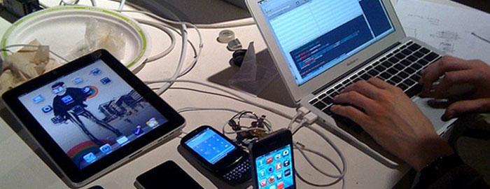 زبان برنامه نویسی اپلیکیشن موبایل