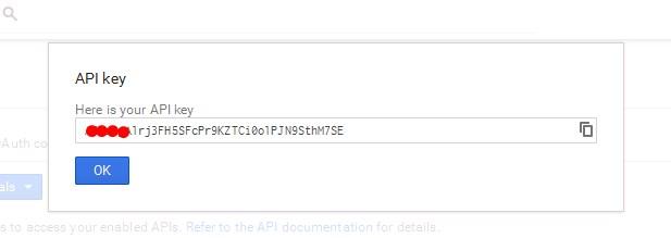 دریافت API برای نقشه گوگل در سایت