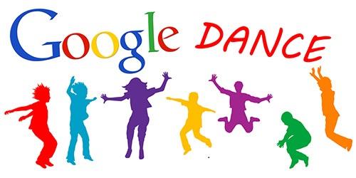 google dance یا رقص گوگل