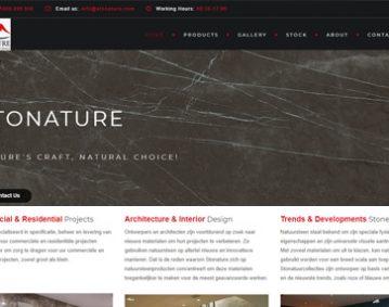 ساخت سایت شرکتی دوزبانه